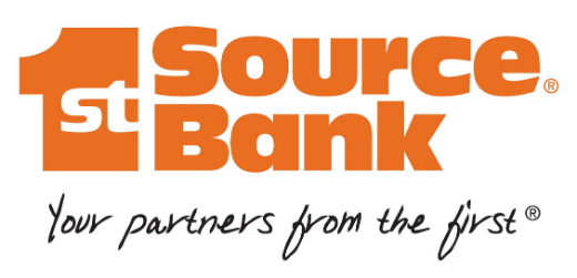 1st Source Bank, Kalamazoo Region Logo