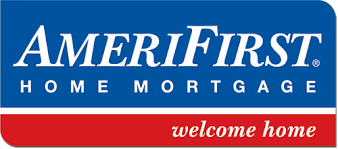 AmeriFirst Home Mortgage* Logo
