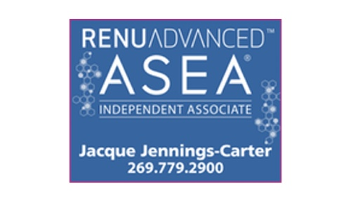 ASEA Wellness -  Jacque Jennings Carter Logo