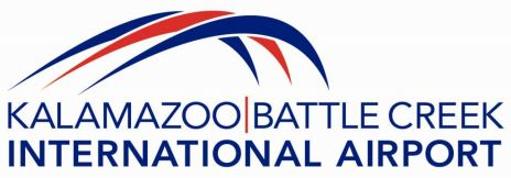 Kalamazoo|Battle Creek International Airport Logo