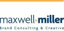 Maxwell and Miller Communications Logo