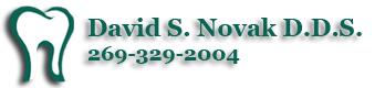 Novak, David S. DDS Logo