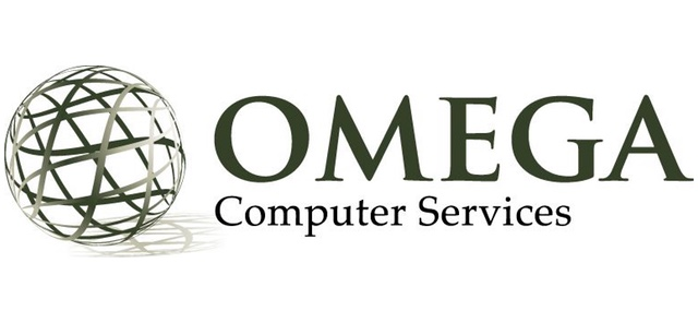 Omega Computer Services for Logo Logo