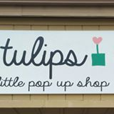 Tulips Little Pop Up Logo
